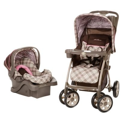 Baby Car Seats Cute Girls Eddie Bauer Bridgette Travel System