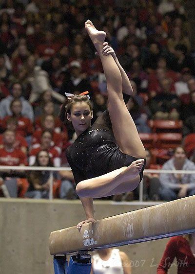 Kristina Baskett, University Of Utah, Gymnastics, Gymnast -1759