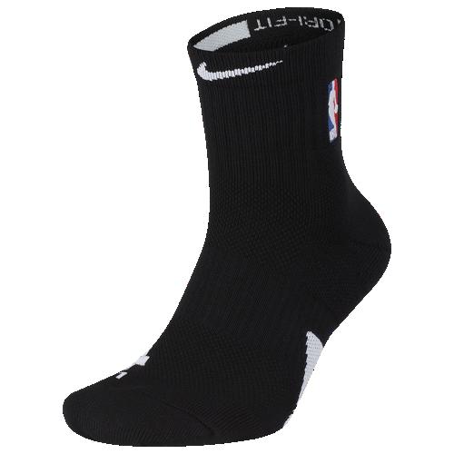 Nike NBA Elite Mid Socks Socks, Nike, Foot locker