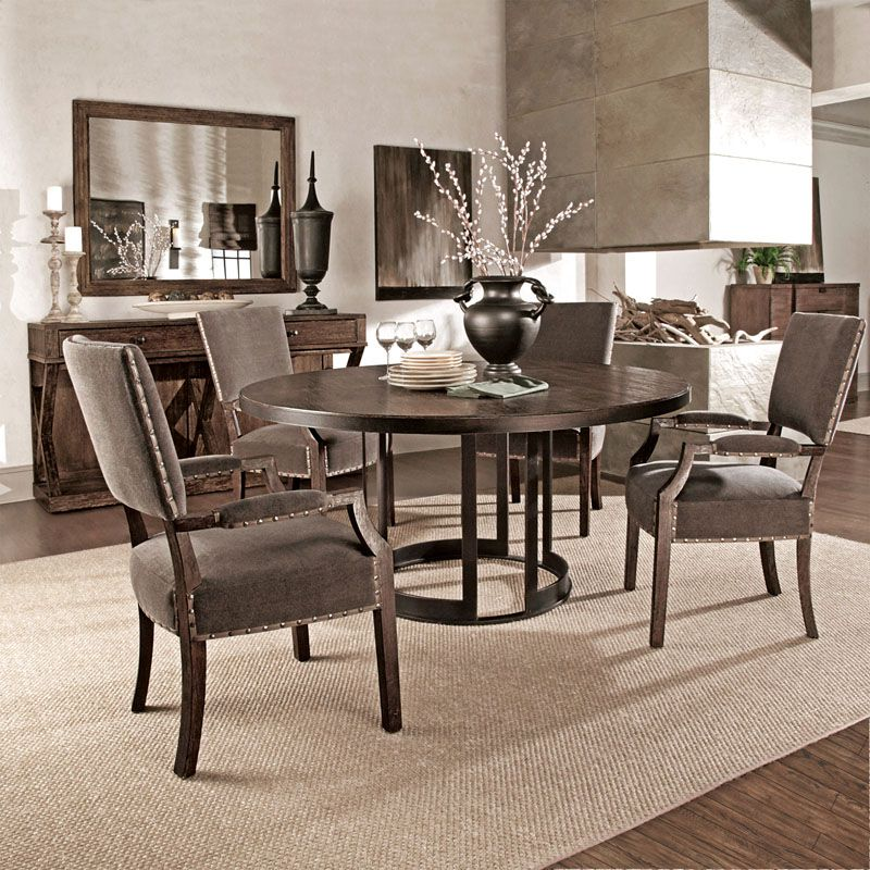 Bernhardt  Elements Arm Chair 335566  F A B R I C S Interesting Bernhardt Dining Room Set Design Inspiration