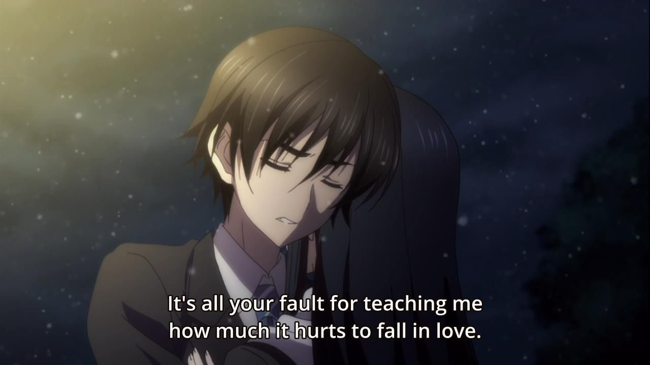 Virtuella Dating spel Anime