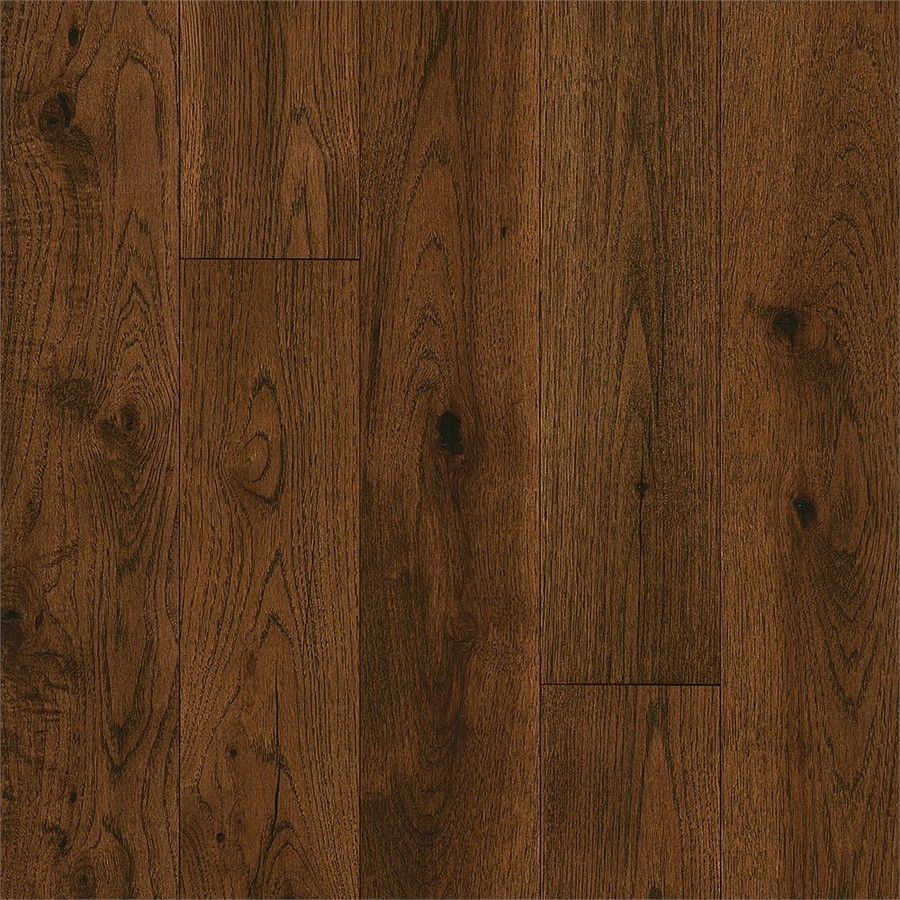 Bruce Brushed Impressions 5in Haystack Engineered Hickory