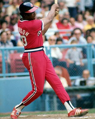 632d241028b Cleveland Indians cherry red uniform (1970s) Baseball Classic, Baseball  Star, Baseball Photos