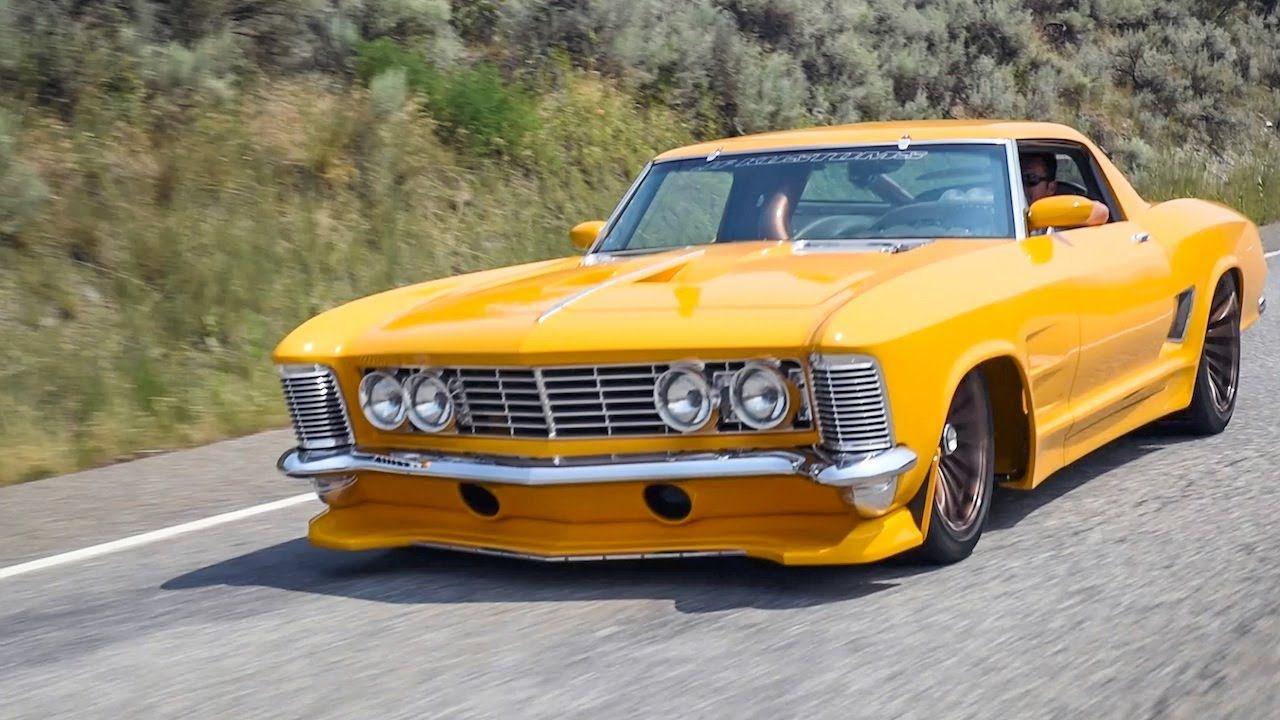 Mechanic Converts $400 Rust Bucket Into America\'s Best Custom Car ...