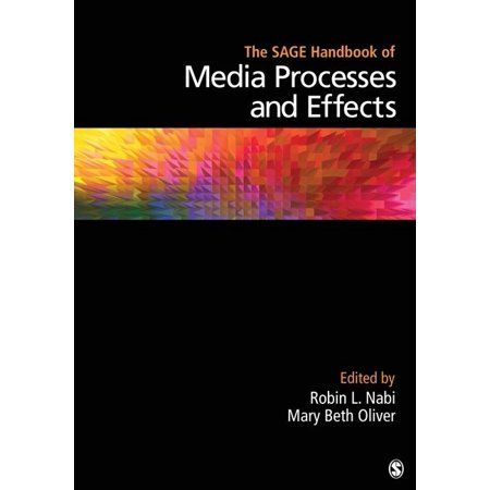 Comprehensive exploration of where media effects research has been in the last 20 years, andwhat the future might hold for the field as rapid changes in the media environment continue. The study of media processes and effects is one of the most central to the discipline of communication and encompasses a vast array of theoretical perspectives, methodological tools, and applications to important social contexts. In light of this importance--as well as the rapid changes in the media environment th