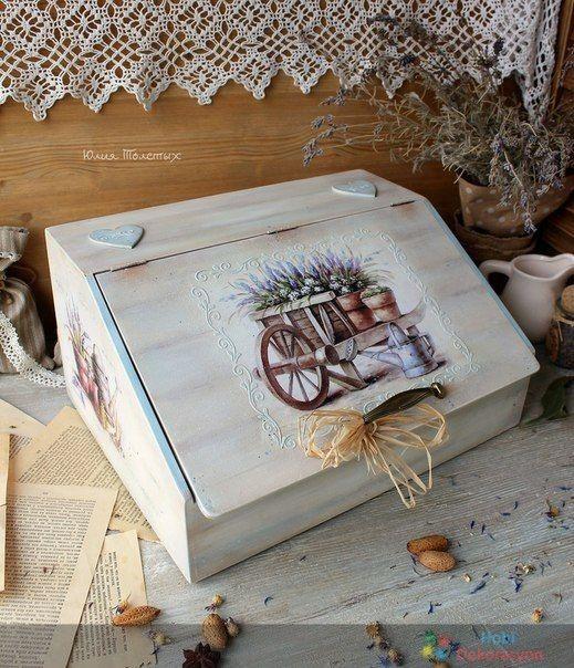 Dekoratif Ahşap Boyama Kutu Modelleri Ahşap Boyama Tekniği Hobi