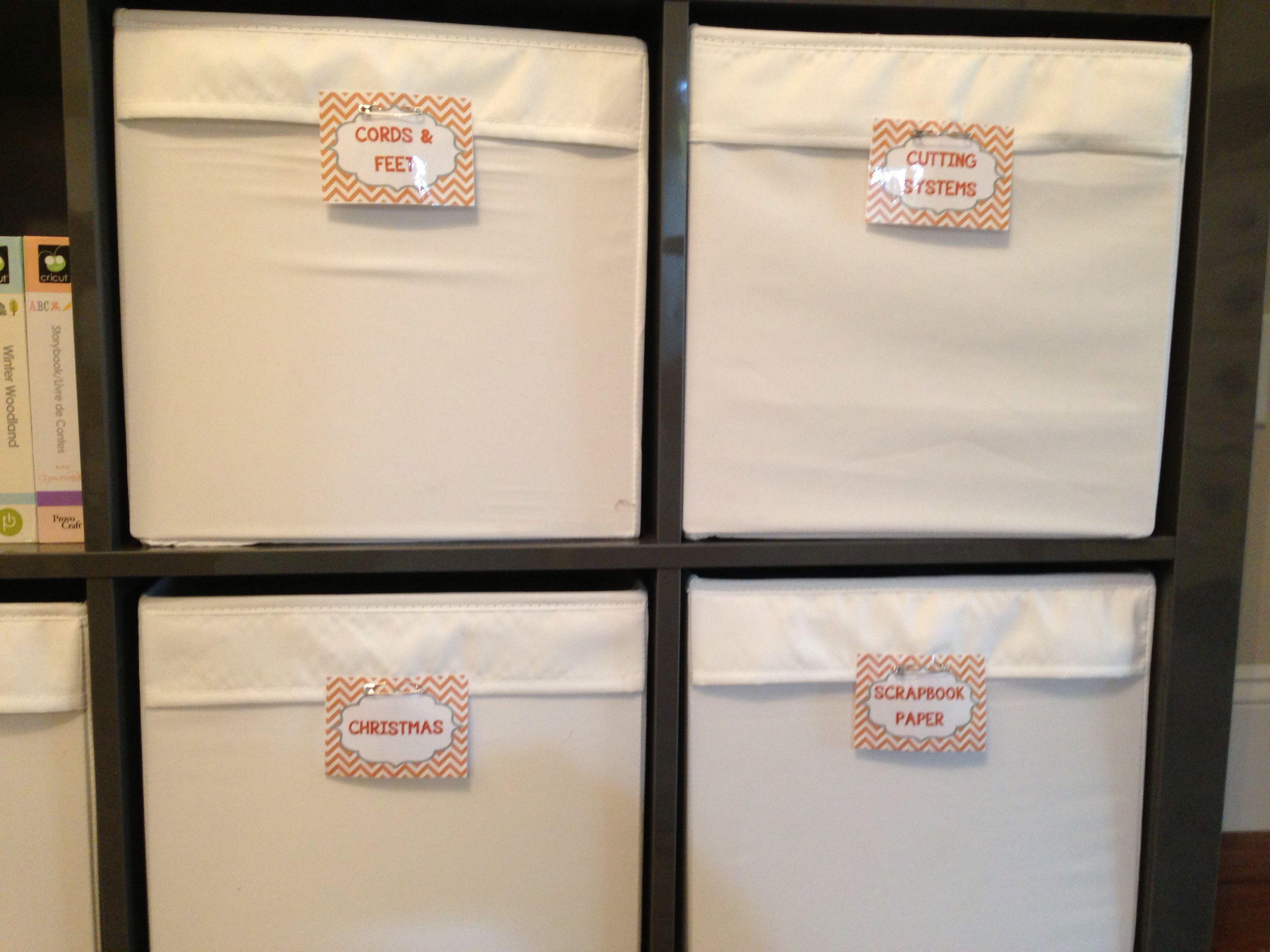 Drona Box Labels In Craft Room Knitting Room Craft Room Craft Organization