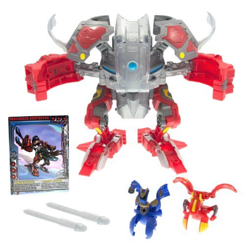 Roll Your Bakugan Into The Hub To Activate A Multimassive