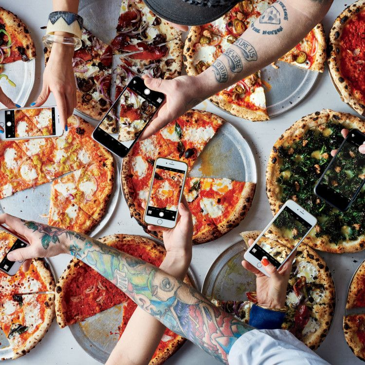 Instagram Feeding Frenzy How Influencers Are Changing The Food Scene With Images Instagram Food Food Food Pictures