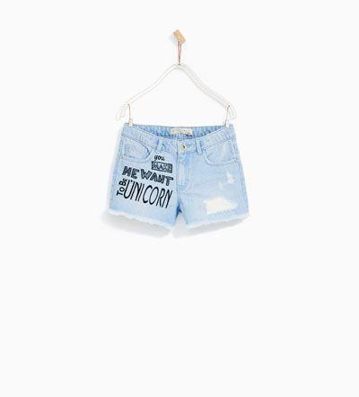pulcro seleccione para el más nuevo nueva especiales Pantalones vaqueros y petos para NIÑA | ZARA España | child ...