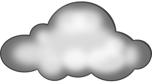 Cloud Clipart Cloud Png 600 332 Smoke Art Clouds Weather Chart