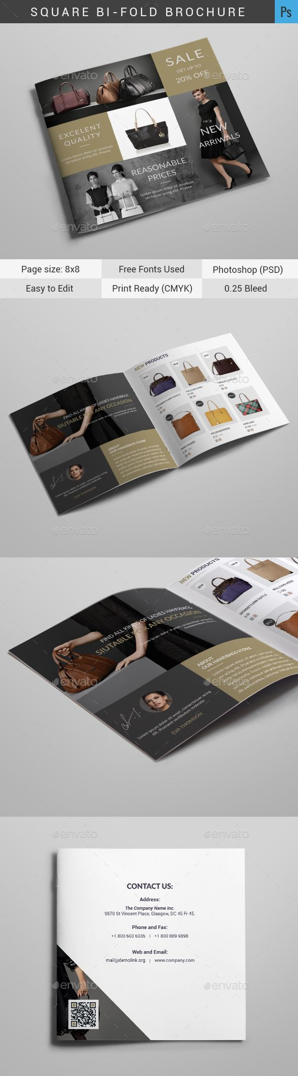 Pin By Best Graphic Design On Brochure Templates