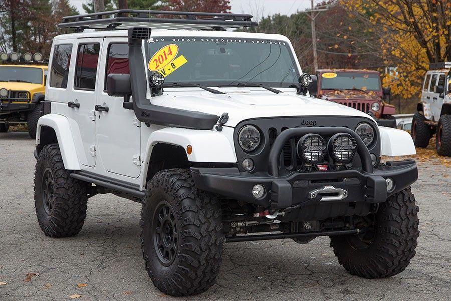 custom hand trucks Customtrucks in 2020 Jeep wrangler