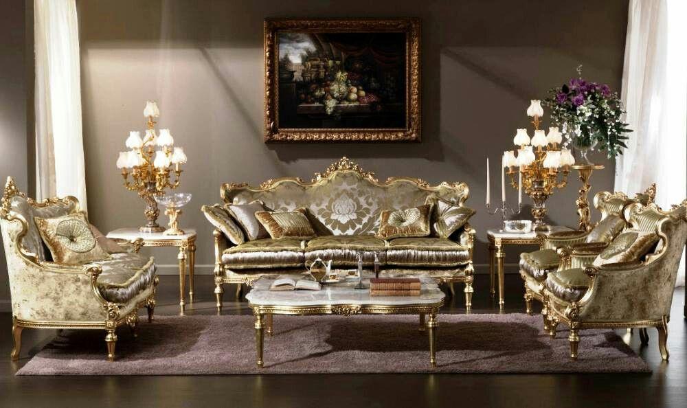 Awesome Barock Mobel Versailles Sofa Images - Home Design ...