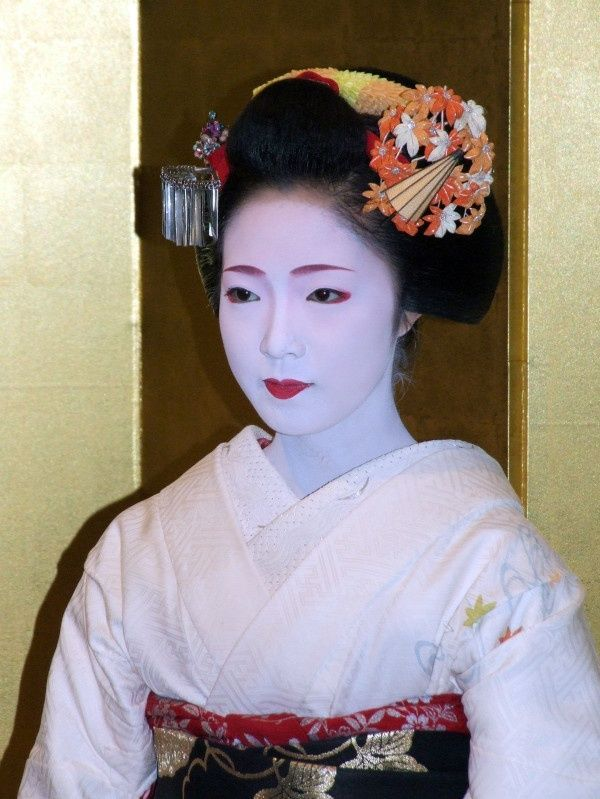 unusual maiko kanzashi - Google Search