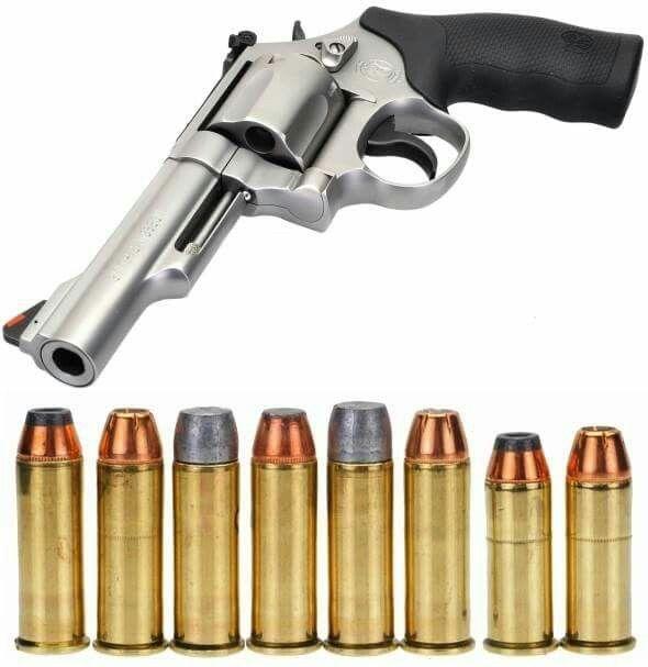 S&W Model 69 44 Magnum & 44 Special reloads
