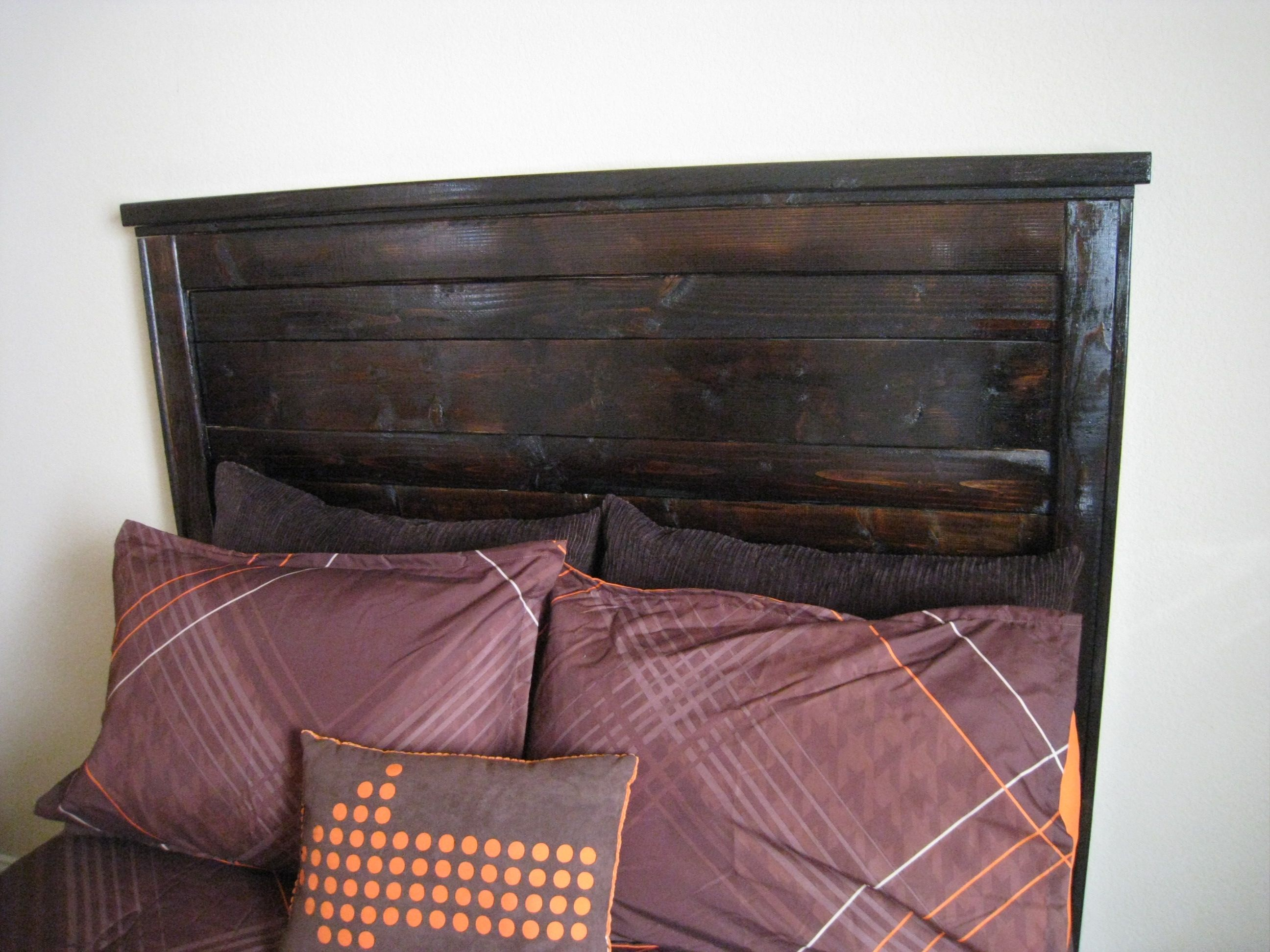 Diy Headboards For Queen Size Beds For the Home Pinterest