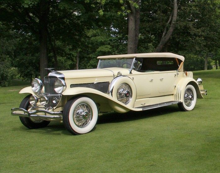 1931 duesenberg model j tourster derham duesenberg for Airport motors inc auburn al