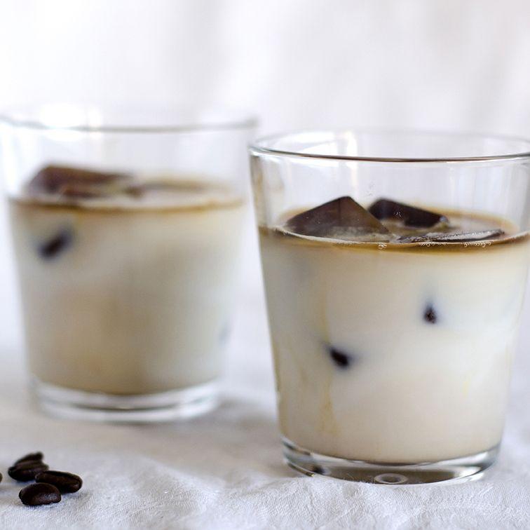 Superenkel og god iskaffe