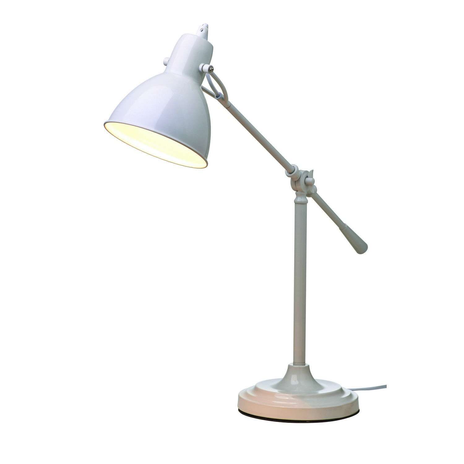 Buy lever arm table lamp stone table lamps the range kakkoii buy lever arm table lamp stone table lamps the range aloadofball Choice Image