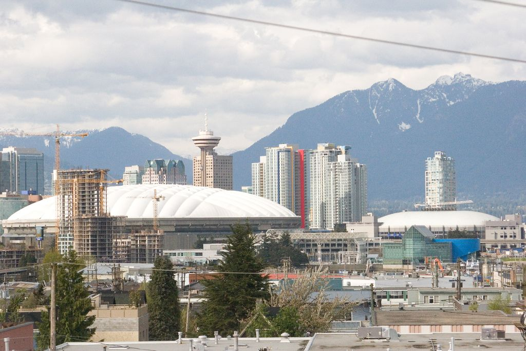 BC Place and Gm PLace