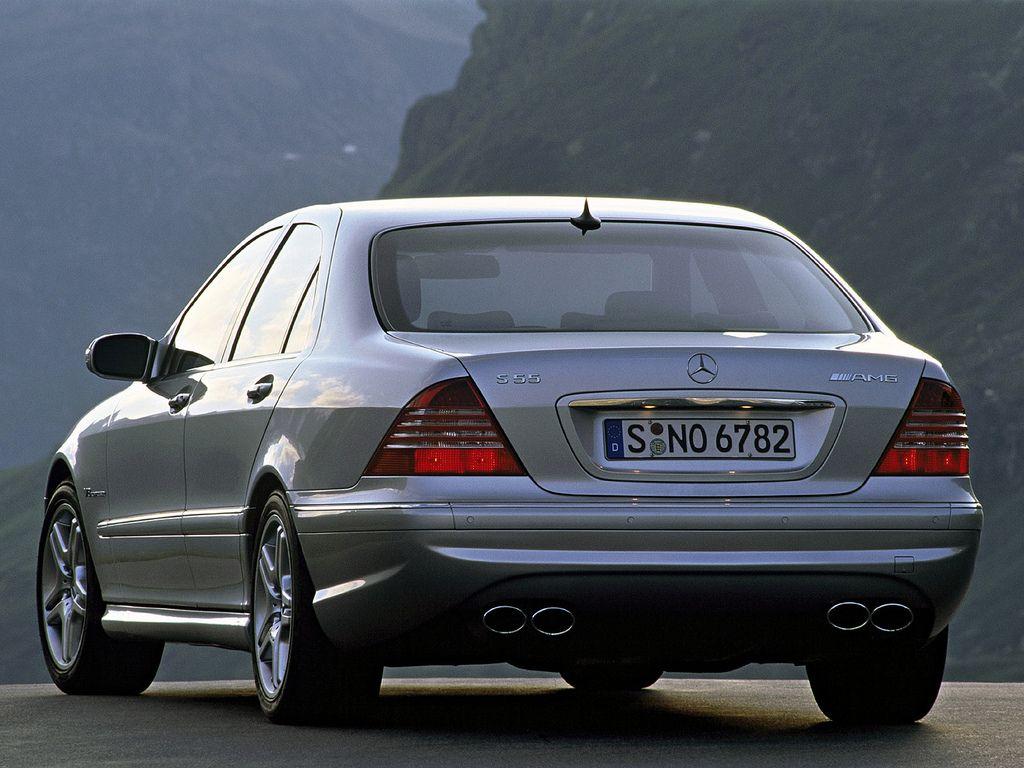 Mercedes Benz S55 AMG (W220) | ~~~~~~Mercedes Benz