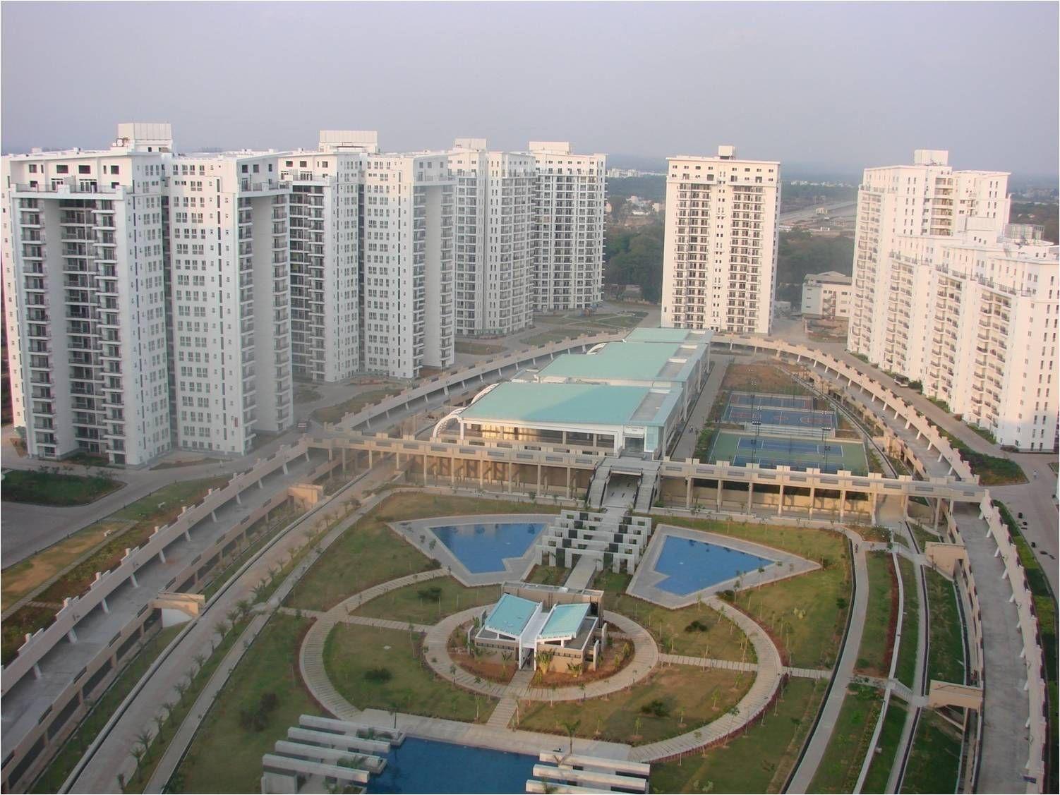 Prestige Shantiketan Residential,Bangalore Apartments