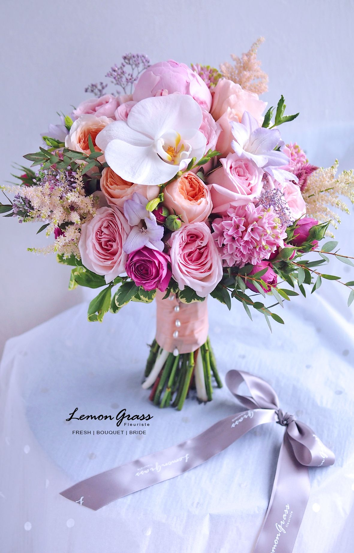 Pin by LemongrassWedding on Fresh Flower Bouquets | Pinterest ...