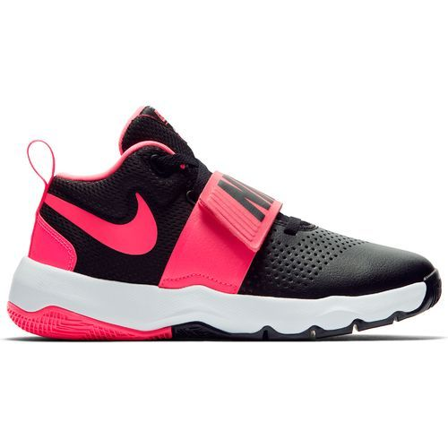 Nike™ Boys' Team Hustle D 8 Basketball Shoes (Black/Racer Pink/White, Size  7) - Youth Running Shoes at Academy Sports