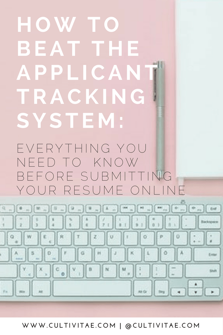 Applicant Tracking System What To Know Before Submitting