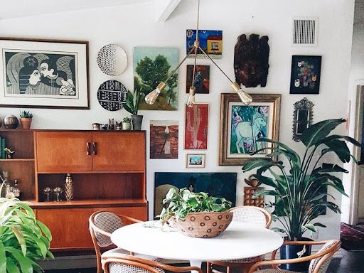 15 Gallery Walls So Glorious, You'll Want To Copy Them, Stat