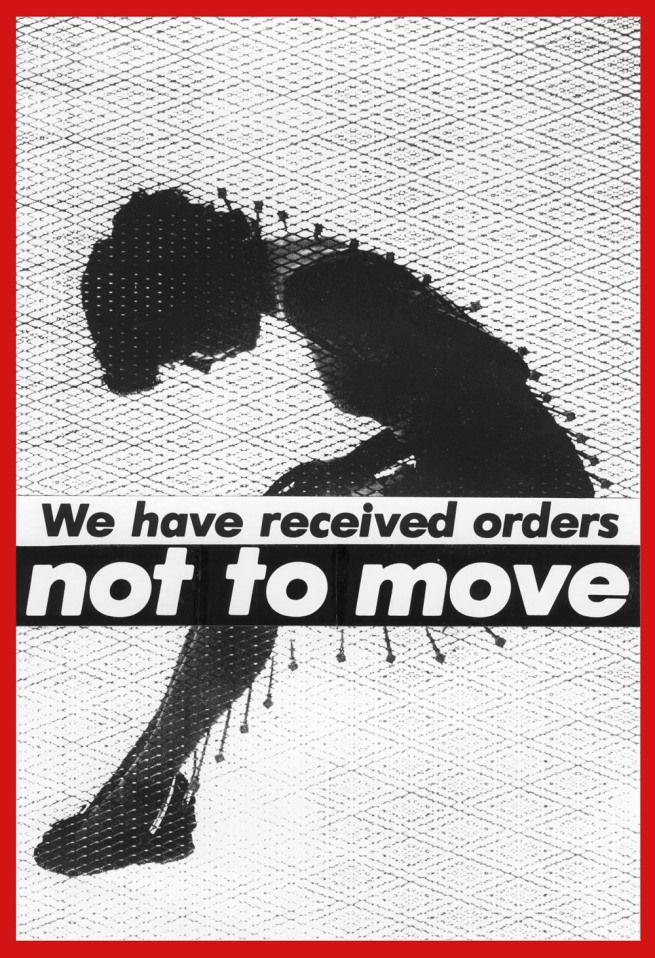 59c5046ea2d6 Exhibition: 'In the Tower: Barbara Kruger' at the National Gallery ...