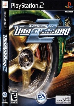 Need For Speed Underground 2 Sony Playstation 2 Game Need For Speed Games Ps2 Games Need For Speed