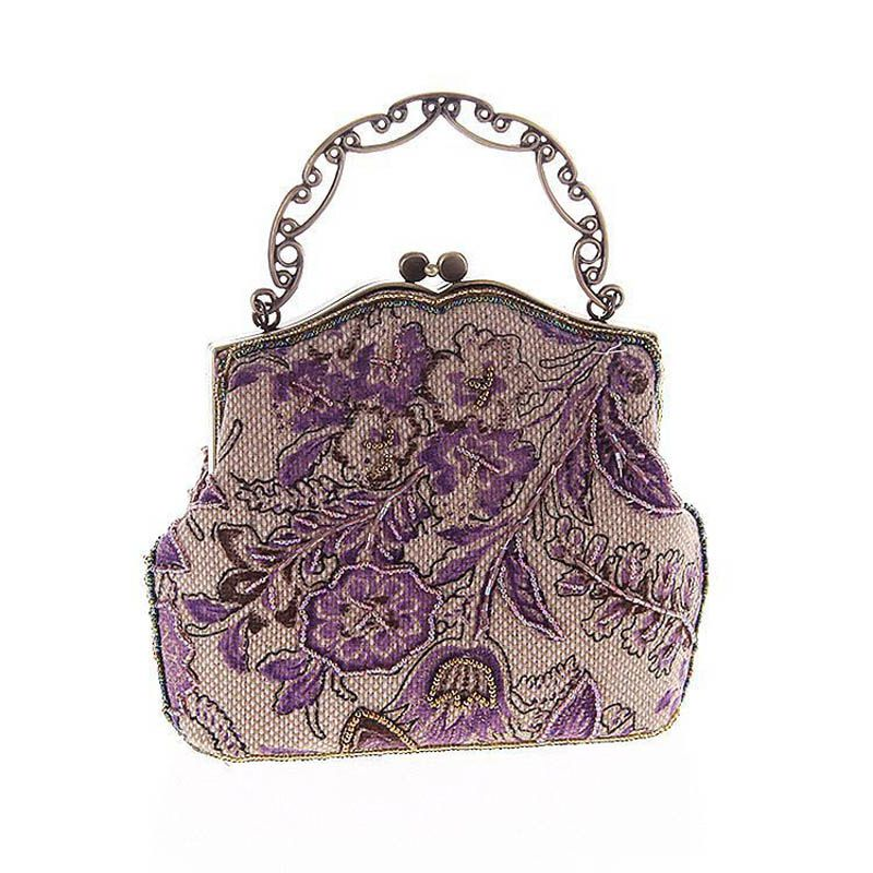 2016 Luxury Handbags Women Bags Designer Embroidery Beading Clutch ...