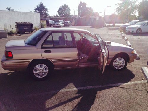 1993 Mercury Tracer - Simi Valley, CA #8737629557 Oncedriven