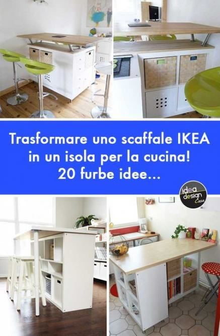 Ikea Home Office Library Ideas: Home Organization Ideas Ikea Decor 60+ Trendy Ideas