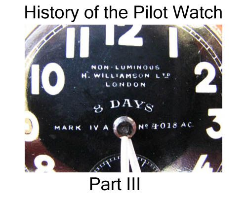 The History of the Pilot Watch Part Four: Longines and Lindbergh #monochromewatches