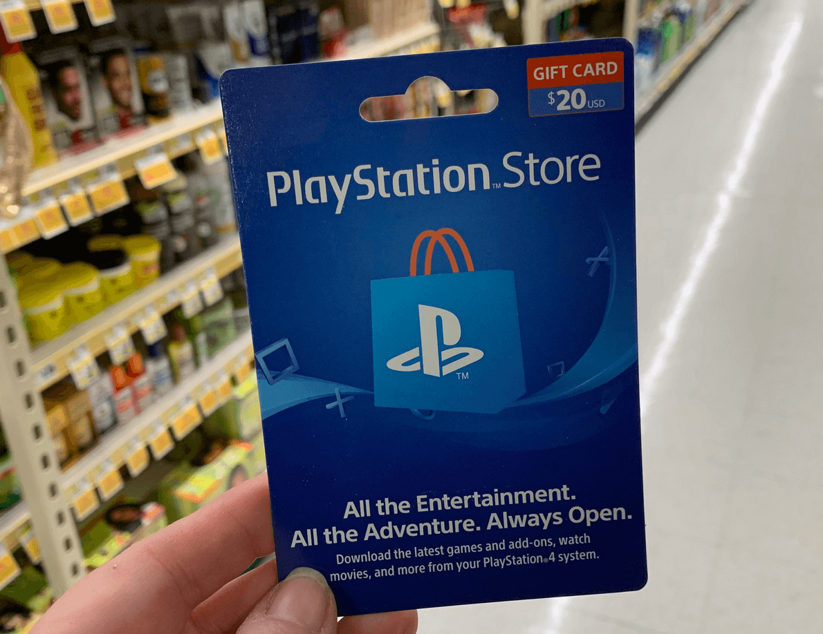 Rite Aid Shoppers Save Up To 16 On Playstation Gift Cards Gift Card Deals Sell Gift Cards Gift Card