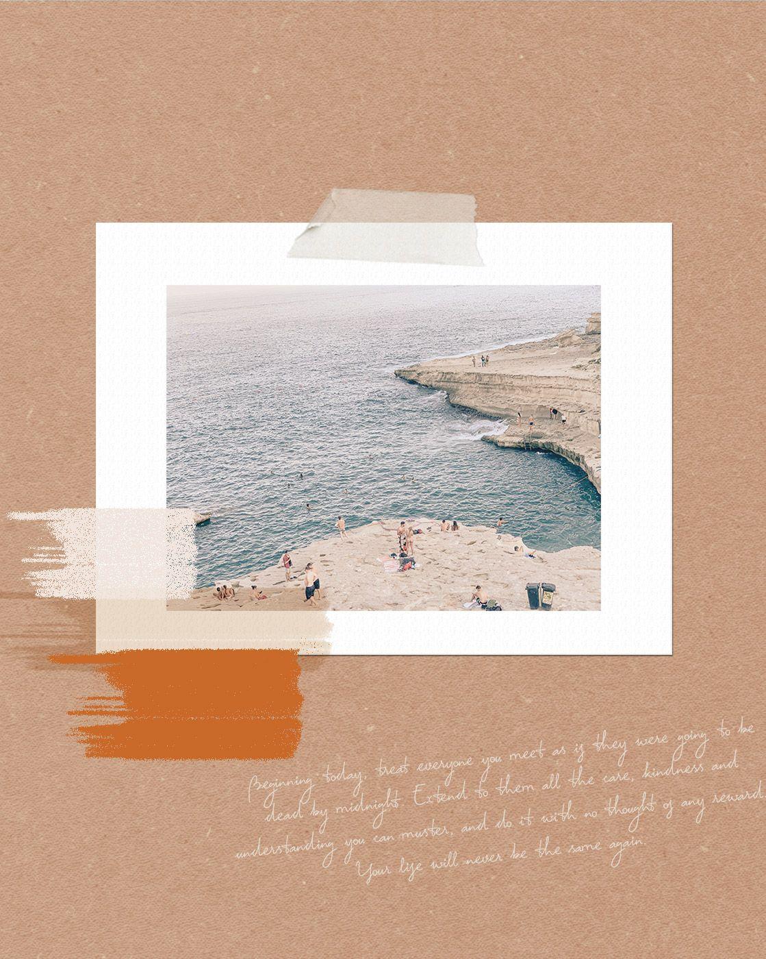 Summer Art Print Sea Photography Malta Photography Ocean Coastal Art Poster Summer Vibe Wall Decor Travel Print Summer Art Photography Prints Art Sea Photography