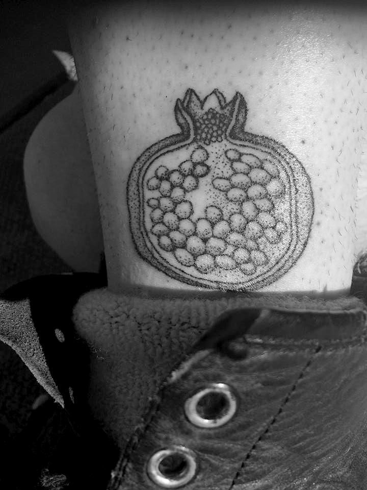 Photo of STICK AND POKE homemade tattoos