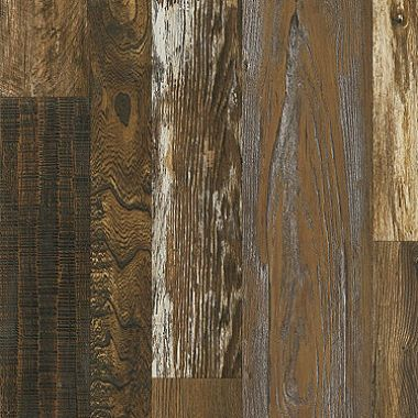 Premier By Armstrong 12mm Weathered Brown Wood Laminate Flooring Armstrong Flooring Flooring Wood Laminate Flooring
