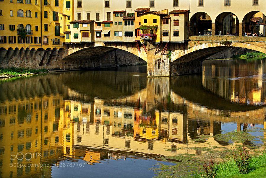Ponte Vecchio. #PatrickBorgenMD