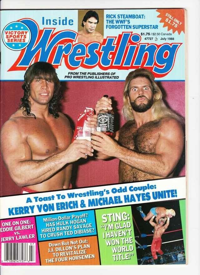Good Old Days Wrestling Stars Pro Wrestling Professional Wrestling
