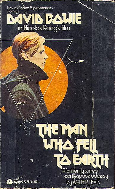 Walter Tevis - The Man Who Fell to Earth (1976 PB) by sdobie, via Flickr