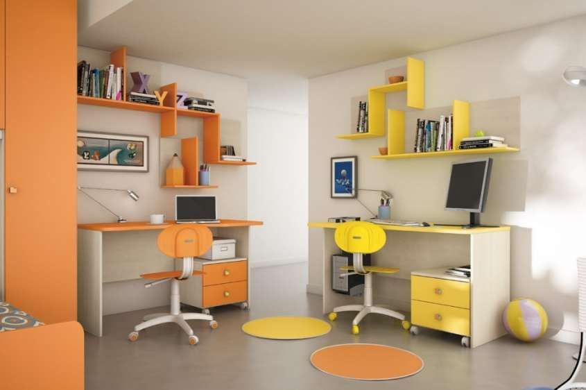 Scrivanie per camerette | Anita | Pinterest | Kids rooms and Room