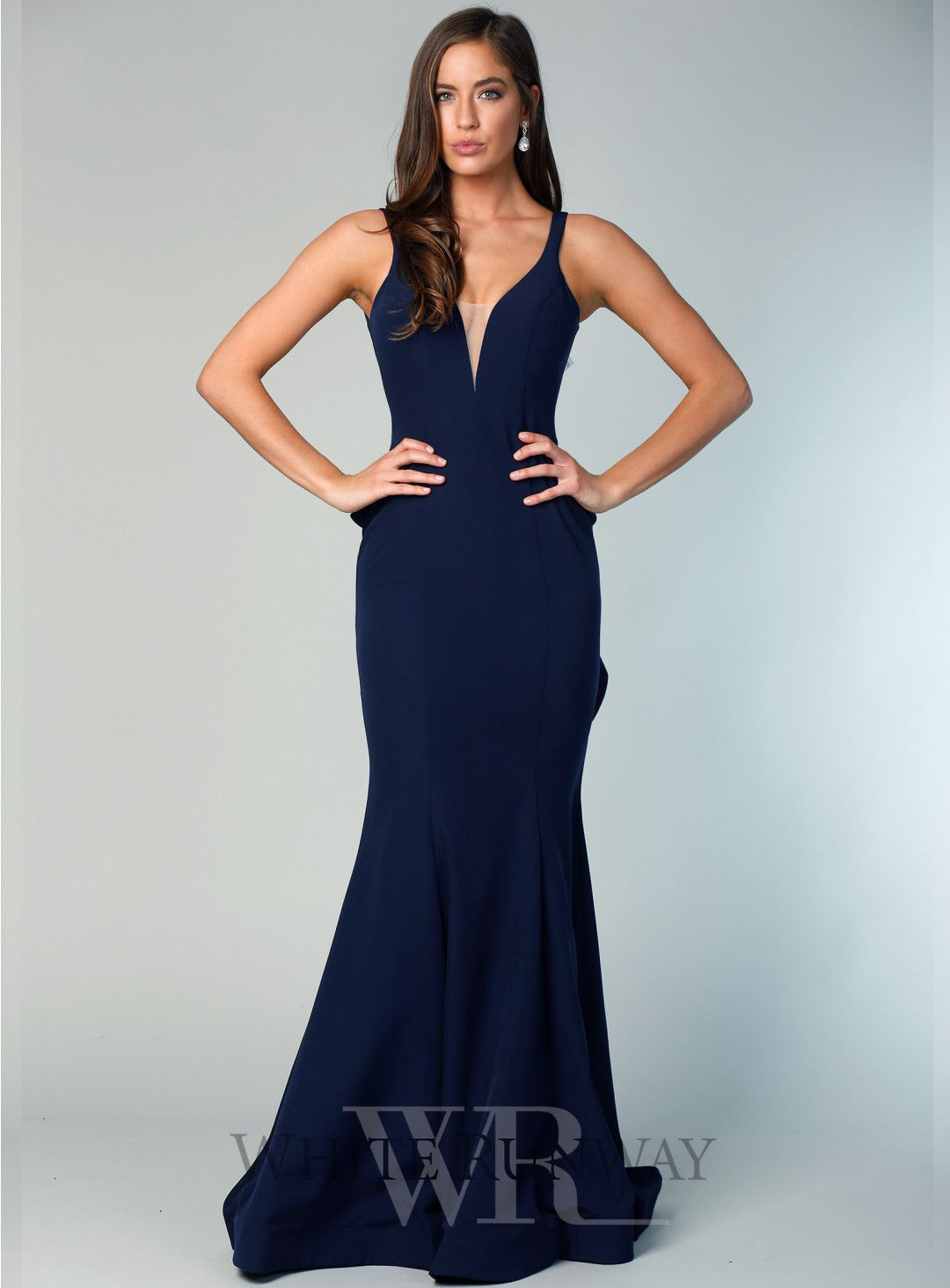 ce57a2fd91 Veronica Gown. A stunning full length gown by Tinaholy. The Veronica Gown  features a