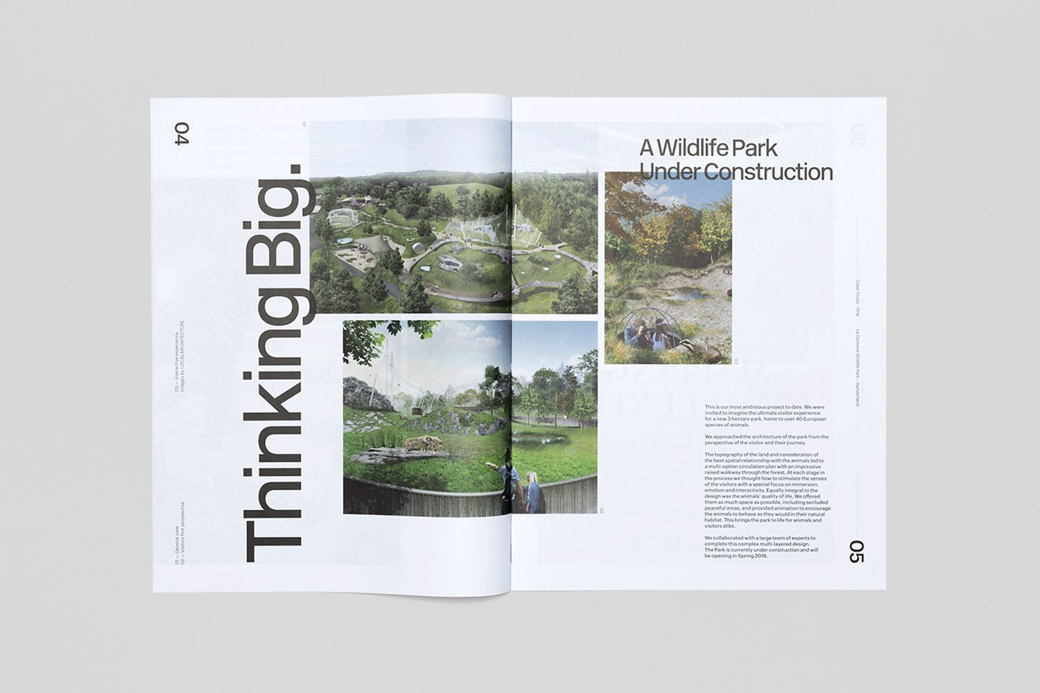 Trace Magazine By Sociodesign Web Graphic Design Layout Design Inspiration Layout Design