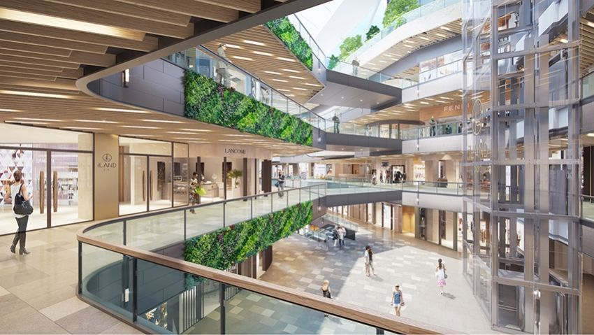 Hao Yi Centre Works Lead8 With Images Shopping Mall