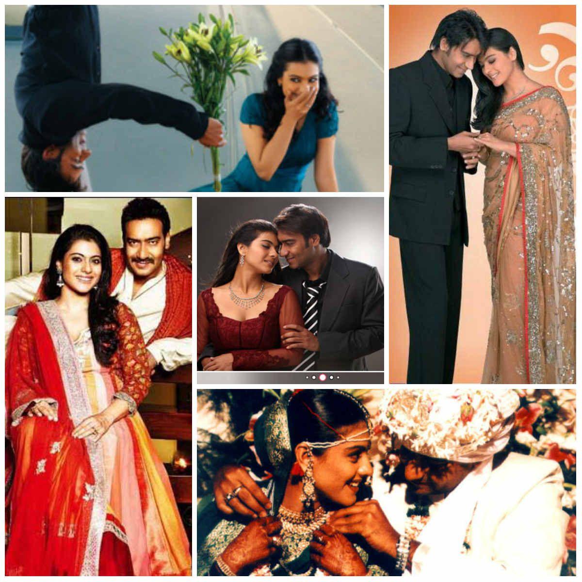 Kajol Marriage Pics