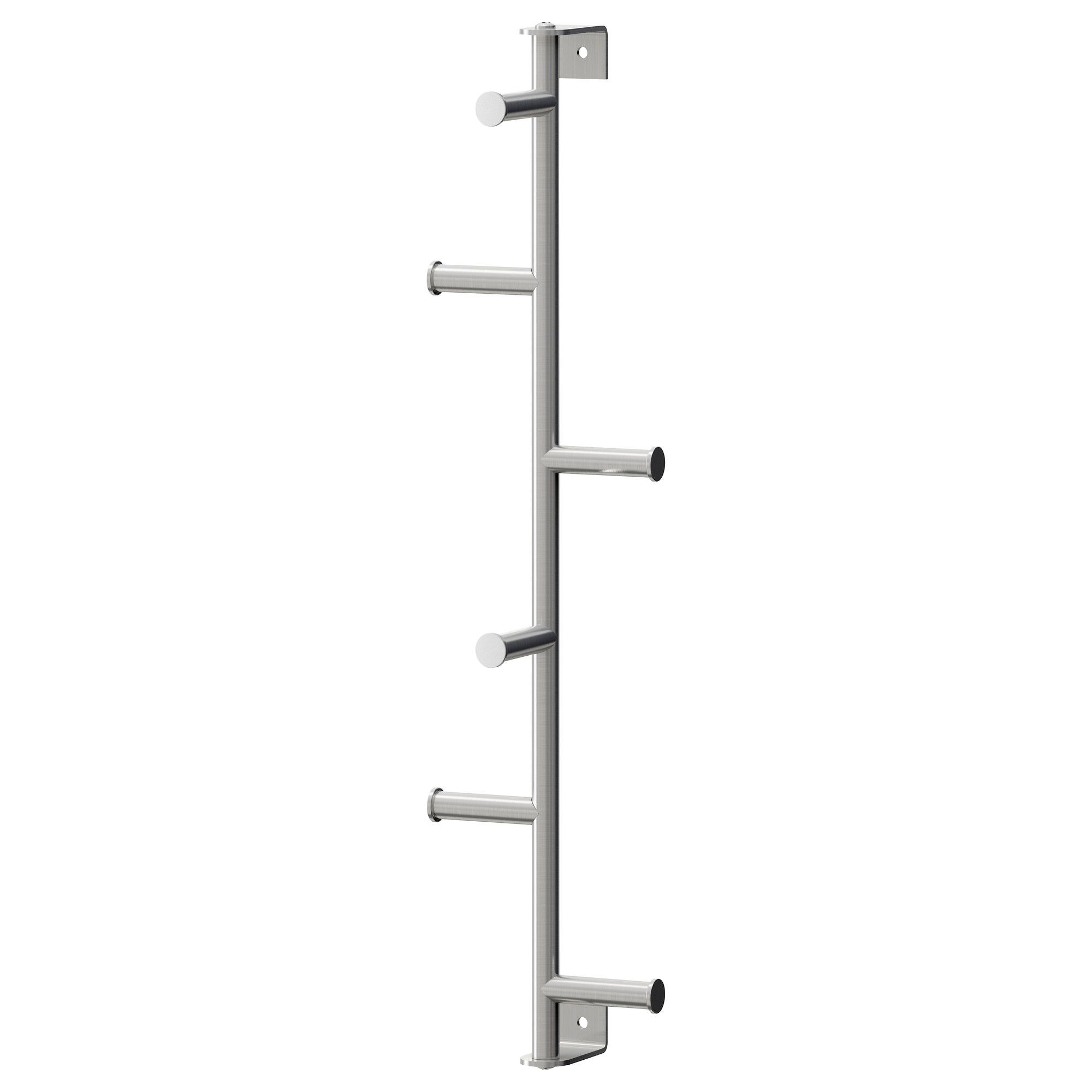 Grundtal Leiste Mit 6 Haken Ikea Vorraum Ecke Ideen Für Meine